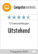 Recensies van winkel, webwinkel enter247.nl op www.computerwinkels.nl